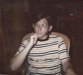 me, circa 1972