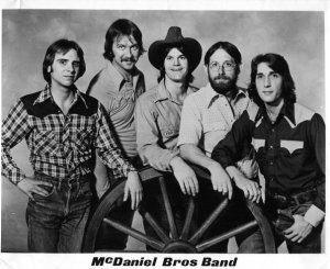 mcdaniel bros band